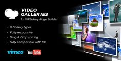 Video Galleries for WPBakery Page Builder (Visual Composer)