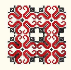 hungarian cross stitch by Cross Stitch Bird, Cross Stitch Borders, Cross Stitch Charts, Cross Stitching, Cross Stitch Embroidery, Hand Embroidery, Funny Cross Stitch Patterns, Cross Stitch Designs, Blackwork Patterns