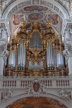 Grootste orgel van Europa: Dom in Passau