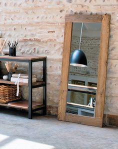 Style bois massif & industriel =)