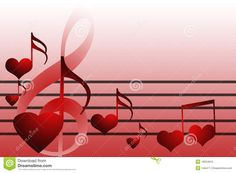 hearts and music - Now that makes music for me