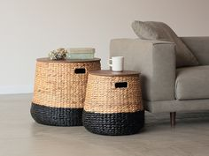 Room Set, Side Tables, Attic, Ottoman, Living Room, Chair, Interior, Crafts, House