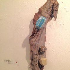 Sold! Jenni Ward ceramic sculpture | the dirt | Preview Exhibit for Open Studios