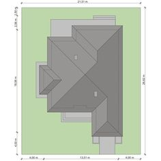 Sytuacja DA Hipokrates CE Malm, Bar Chart, House Plans, Sweet Home, House Design, How To Plan, Home Decor, Gallery, Horse Barns