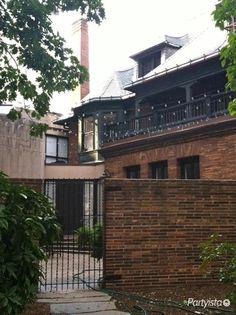 The Whittemore House (aka National Women's Democratic Club) | A Beautiful Washington, DC Wedding Venue | www.partyista.com