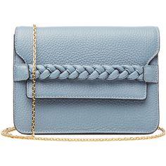 Valentino's textured shoulder bag
