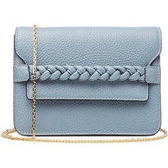 Valentino's textured shoulder bag