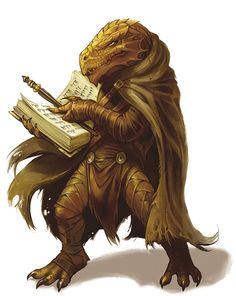 gold dragonborn mage - Google Search
