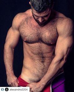 #Repost @alexandro2204 with @repostapp.  Follow @alexandro2204 @martin_cis #hotman #nopainnogain #hotboy #esmagaquecresce #man #strong #abs #abdomen #healthy #fikagrandeporra  #healthy #academia #muscle #saude #cueca #train #fit #fitness #fitbody #beard #beardguy #gym #bearded #tattooed #gay #instafit #inked #tattoo #instagay by yummy_men_pics