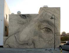 street art by jorge rodriguez-gerada in bahrain — art , jorge rodriguez-gerada — art happy