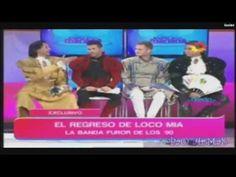 Loco Mía en Canal 13_Argentina_Octubre 2014