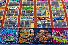 5Pointz was part of my commute from Queens to Manhattan everyday for 3 years. Nothing compared to lifelong residents but still meaningful. Sad it's being demolished to make way for condos when it should made a landmark. via @Staci