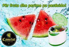 Pastrues pa ujë i ushqimit Imperial Tech. Watermelon, Fruit, Tech, Food, Technology, Meals
