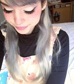 Igari blush white freckles festive/costume look CCW Crazy Makeup, Cute Makeup, Makeup Looks, Kawaii Makeup, Makeup Lessons, Makeup Tips, Makeup Ideas, Freckles Makeup, Hair Makeup