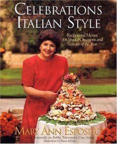 Celebrations Italian Style Mary Ann Esposito, Illustrations Tomie Depaola