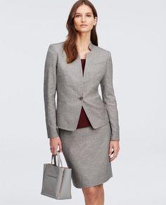 2b5e230b7f Ann Taylor Women s Size 6 Black Blazer Jacket Career Office Wear