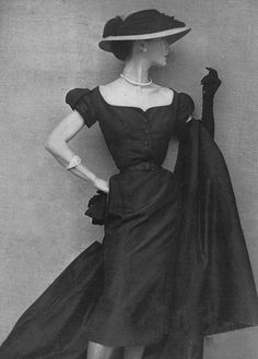 1951 Dior - Henry Clarke