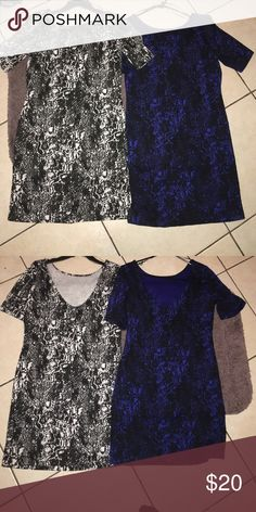 Dresses 2dresses still in good condition use once BONGO Dresses Mini