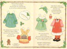 Katy Paper Doll. I Got This From Ebay - MaryAnn - Picasa Web Albums