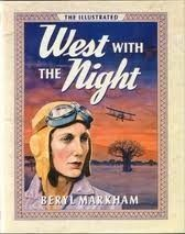 1942 memoir by Beryl Markham, chronicling her experiences growing up in Kenya (then British East Africa), in the early 1900s, leading to a career as a bush pilot there.