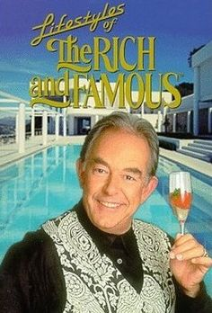 Lifestyles of The Rich and Famous- Robin Leach