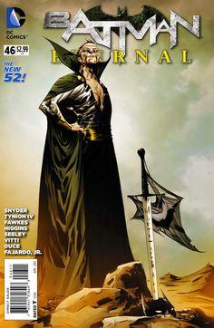 Weird Science: Batman: Eternal #46 Preview