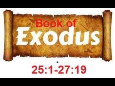 Exodus 25:1-27:19