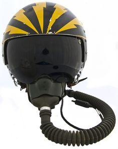 U.S. Navy APH-6B Flight Helmet, Vietnam War