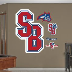 Our licensed NCAA wall graphics bring the tailgate home. Show your school spirit with college wall decals and murals from Fathead.