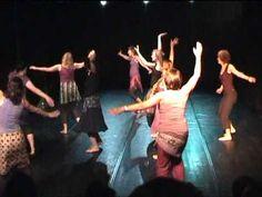 Afrikaanse Dans Leuven 2012 - YouTube