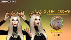 Ommosims : Queen Crown (Queen Ravenna).