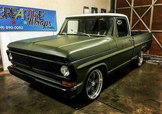 Custom Ford Trucks, Custom Cars, Old Pickup Trucks, Hot Cars, Cars And Motorcycles, Dream Cars, Classic Cars, Rats, Sim