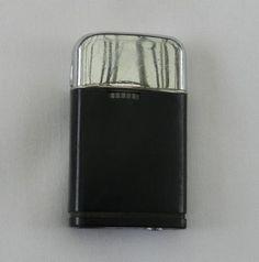 Vintage Black Typhoon Lighter