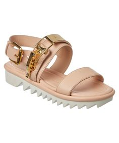 61fc36baf49 View source image Leather Sandals Flat, Flat Sandals, Flats, Shoes Sandals,  Hooker