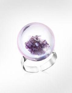 Antica Murrina Shine - Murano Glass Ring