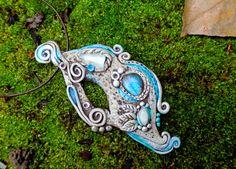 Rainbow Moonstone Labradorite Crystal by EnchantedEvolution11