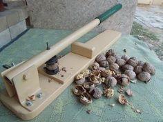 Орехокол. Изготовление и размеры. Crusher for walnuts DIY. Production and dimensions - YouTube