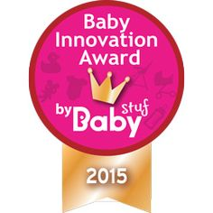 Logo Baby Innovation Award 2015 | Babystuf.nl