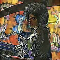 Very nice Prince picture