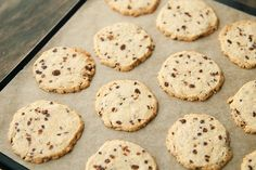 whole wheat cacao nib sablés recipe   use real butter