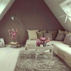 "Here is a loft conversion, living room decoration. #loftconversionlondon #amazing  buruan punya rumah sendiri ibuuuuuuu :""""""("