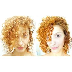 """Antes X depois do vídeo de hoje: """"Ritual Morte Súbita Lola: Recuperando cabelos danificados em 1 dia!""""com direito a resenha e aplicação do Shampoo sólido + Máscara + Spray Reparação Total Morte Súbita @lolacosmetics - Tratamento liberado para No/Low, shampoo apenas Low ;) Passo a passo feito com MUITO carinho! >>> Corre lá: youtube.com/KarinaViegaAB #acordabonita #lolacosmetics #cabelocurto #cacheadasemtransição #cachos #cachosestilosos #cachosbra #intimasdaray #amoracobreado #cacheada…"""