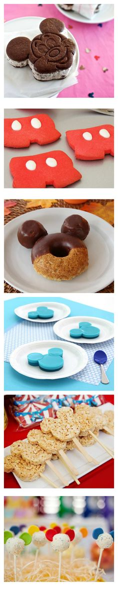 Delicious Disney-inspired treats to celebrate Mickey Mouse's Birthday!