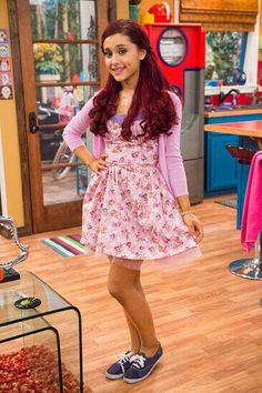Cute Pink Shoes Sam And Cat