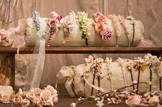 Flower headbands!