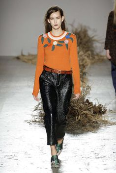 Au Jour Le Jour, Otoño/Invierno 2017, Milán, Womenswear