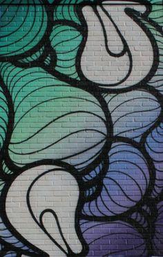 Fading Glory #London graffiti