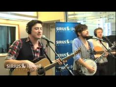 "Mumford & Sons performed the rare track ""Sister"" on a recently live broadcast on SiriusXM's The Spectrum.   For more information on The Spectrum, go to http://www.siriusxm.com/thespectrum ."