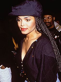 Not just for the 90s. Box braids are iconic.