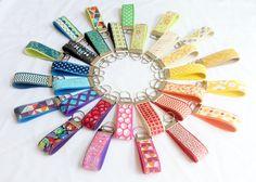 Key rings Craft Stalls, Handmade Accessories, Key Rings, Crafts, Key Holders, Craft Booths, Key Chains, Manualidades, Crafting